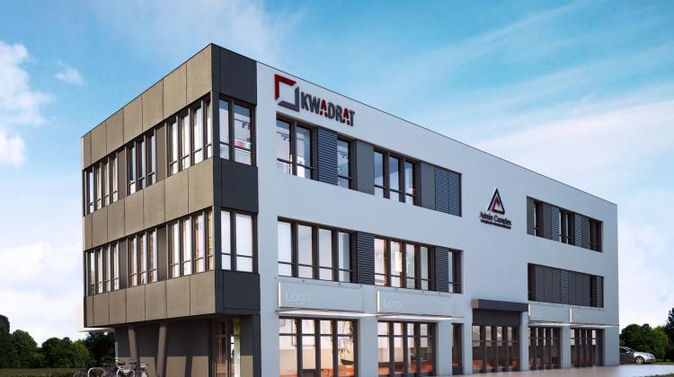 W budynku powstaną lokale biurowe i usługowe.