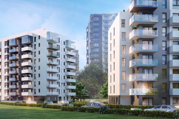 W budynkach powstaną mieszkania o zróżnicowanym rozkładzie i powierzchniach.
