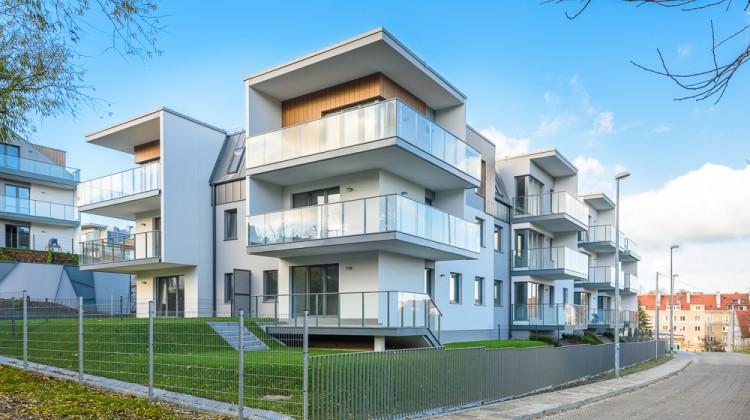 Zrealizowane budynki osiedla Kamienice Malczewskiego 2.