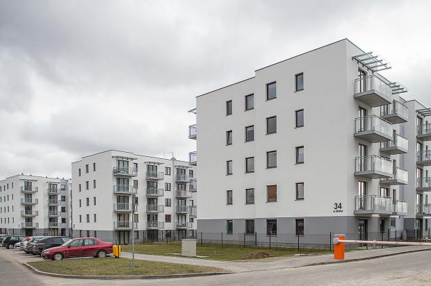 Budynki Chabrowego oddane w 2017 roku.