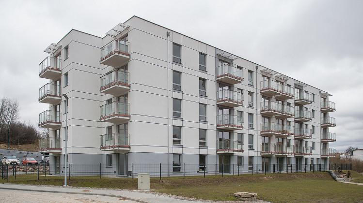 Pierwszy budynek tego osiedla został oddany do użytkowania w 2017 roku.