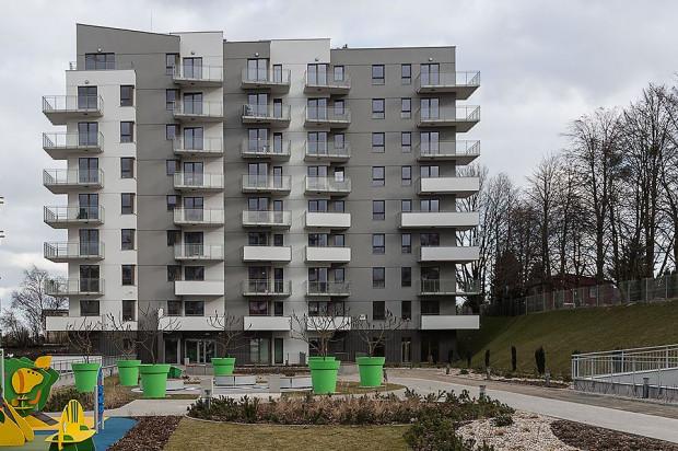 Jeden z dwóch budynków oddanych do użytkowania w 2017 roku.