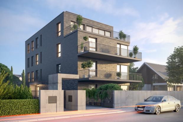 W kameralnym budynku powstanie zaledwie siedem mieszkań.