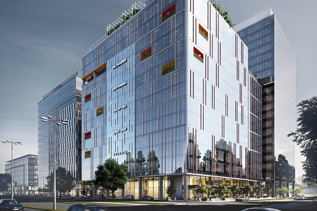 Olivia Prime to połączenie siódmego i ósmego budynku kompleksu.