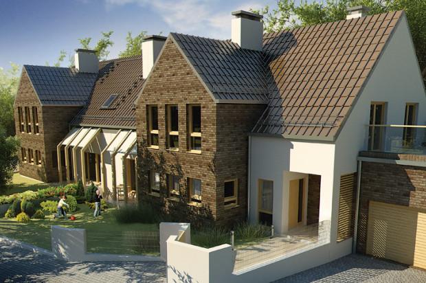 Domy będą miały wyjątkową architekturę oraz garaże, które nie będą znajdowały się w bryle domu.