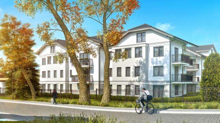 Budynki swoją architekturą nawiązywać będą do zabudowy Górnego Wrzeszcza.