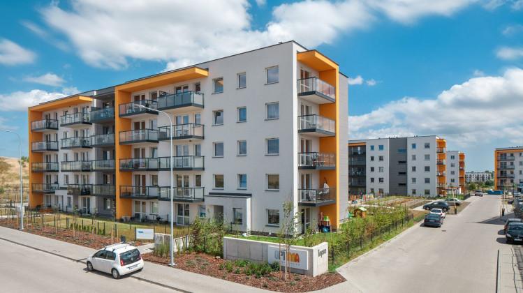 Osiedle powstaje jako kompletna dzielnica mieszkaniowa.