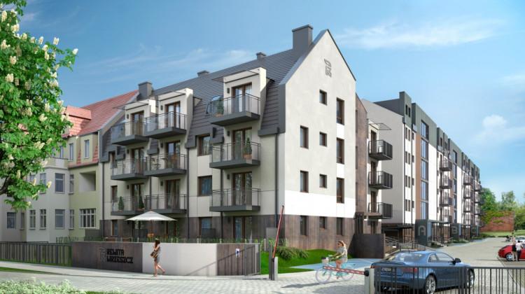W ramach inwestycji powstaną dwa budynki o stonowanej architekturze.