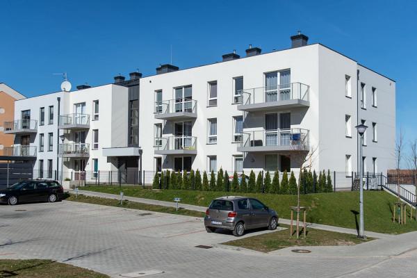Budynek został oddany nowym mieszkańcom na początku 2018 roku.