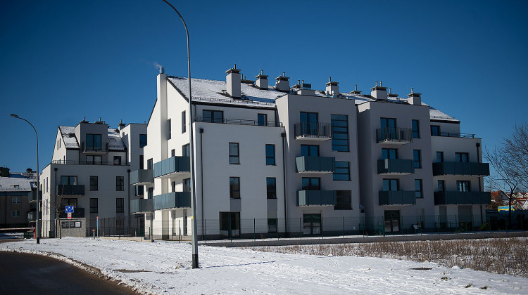 Realizacja osiedla Stylowe zakończyła się w październiku 2018 roku.