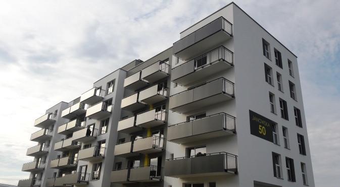 Budynek został oddany do użytkowania w 2018 roku.