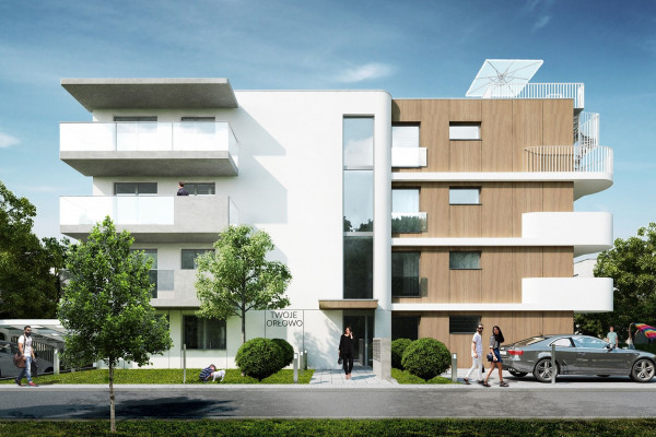 W budynku powstanie zaledwie 16 lokali mieszkalnych.