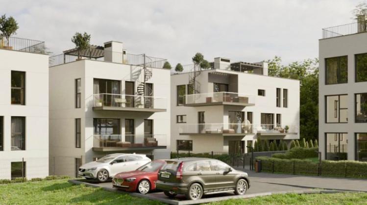 Na dachach budynków powstaną tarasy.
