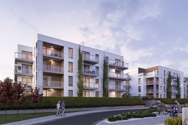 Etap osiedla realizowany w latach 2019 - 2021.