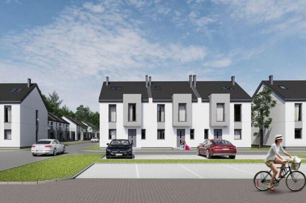 W ramach inwestycji powstaną domy jednorodzinne  i lokale mieszkalne w małych budynkach.