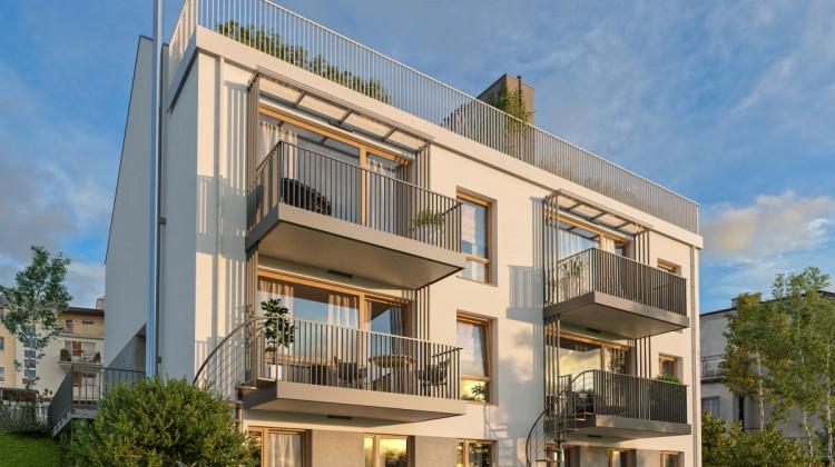W budynku powstaną zaledwie cztery apartamenty, każdy o powierzchni ponad 100 m kw.