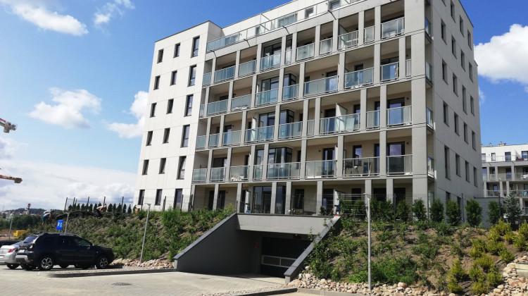 Kolejne budynki osiedla oddawana do użytkowania były w latach 2017-2020.
