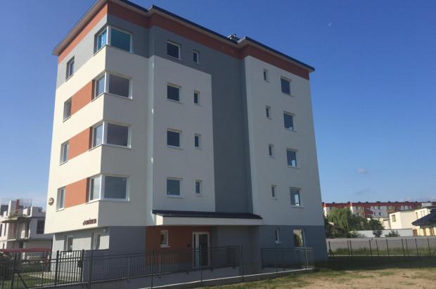 Budynek po zakończeniu realizacji.