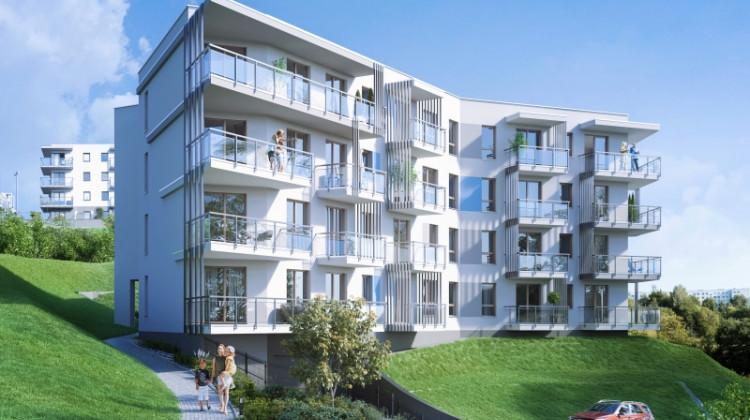 Architektonicznie budynek będzie się komponował z okoliczną zabudową.