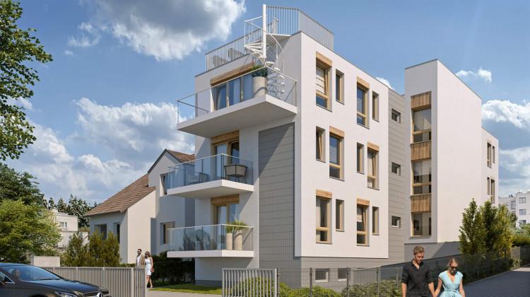 W budynku powstanie zaledwie sześć apartamentów.