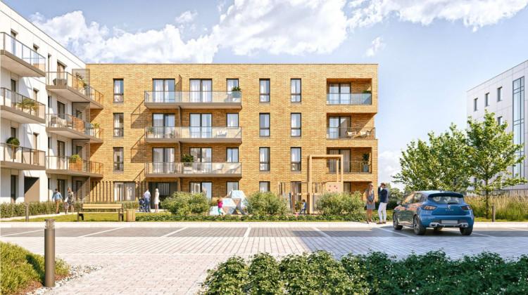 Architektura budynków będzie zróżnicowana, ale całe osiedle tworzyć będzie przemyślaną kompozycję.