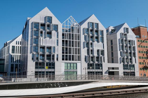 Apartamentowce oddane do użytkowania w 2019 roku.