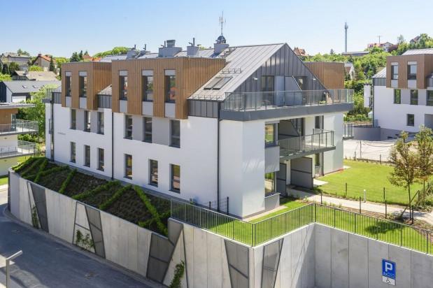 Część budynków osiedla została oddana do użytkowania w 2019 roku.