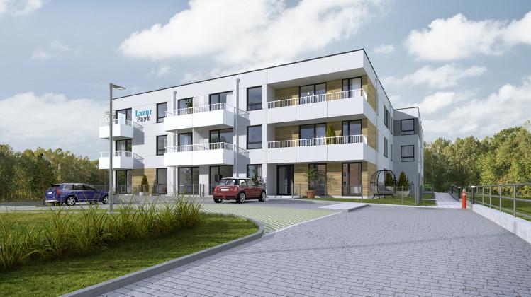 W budynku powstanie zaledwie 36 mieszkań.