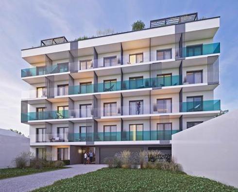 Do każdego lokalu przylegał będzie nasłoneczniony balkon.
