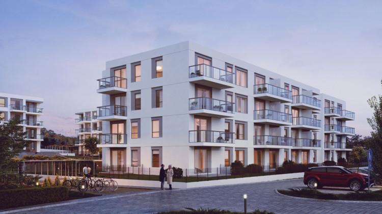 Przezroczyste balustrady zapewnią dobre doświetlenie wnętrz mieszkań.