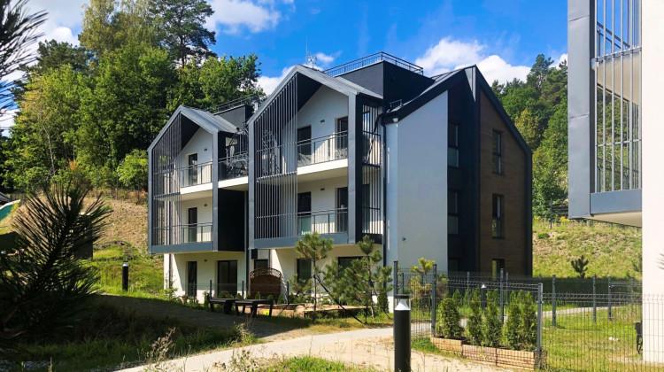 W miejskich willach osiedla Młoda Morena Park II powstały zaledwie 32 mieszkania.