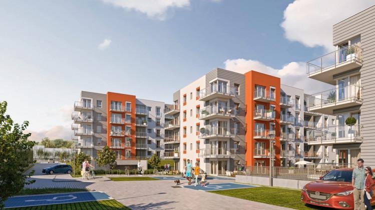 W ostatnim etapie Słonecznych Wzgórz powstanie 200 mieszkań.