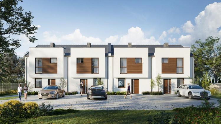 W budynku powstaną cztery dwupoziomowe mieszkania.