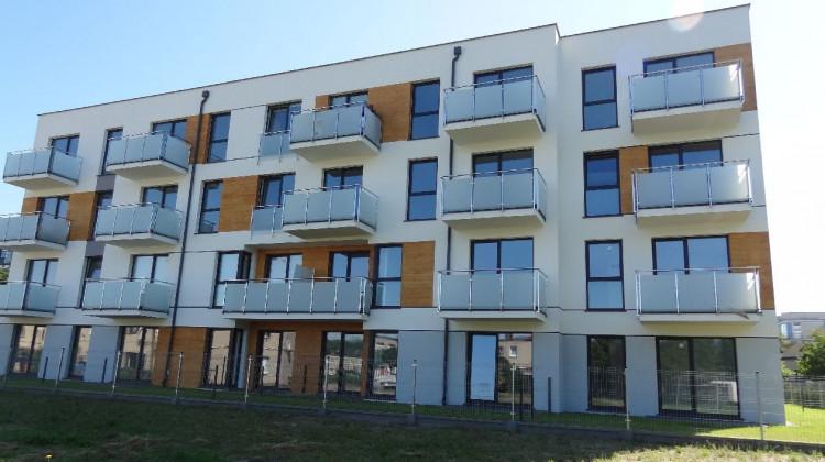 W budynku przy Żwirki i Wigury powstały 34 lokale.