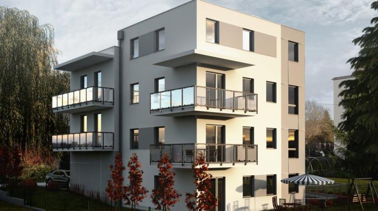 Do mieszkania na parterze przylegał będzie ogródek o powierzchni ok. 200 m kw.