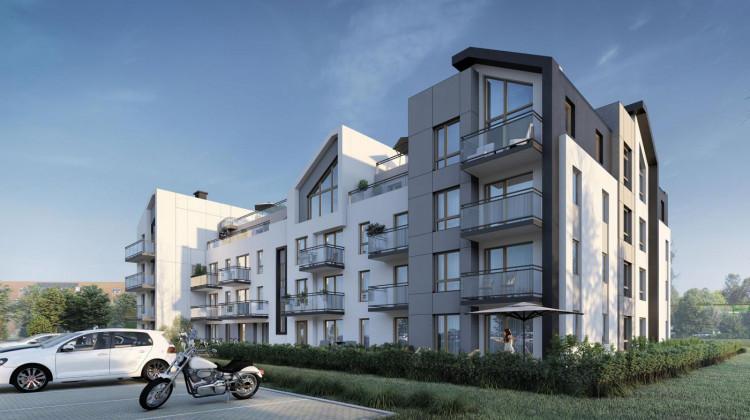Budynek będzie wyróżniała niebanalna architektura.