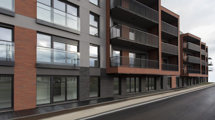 Budynki Nadmotławia oddane do użytkowania w 2020 roku.