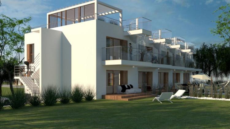 Mieszkańcy Osiedla Gryfa będą mieli dostęp do prywatnych ogrodów, balkonów oraz tarasów dachowych.