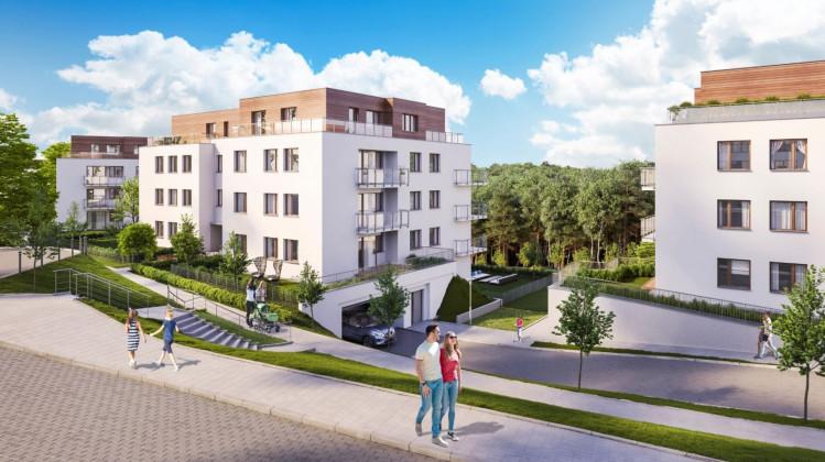 Sokółka Zielenisz na Stoku. Budynki wprowadzone do oferty w 2021 roku.