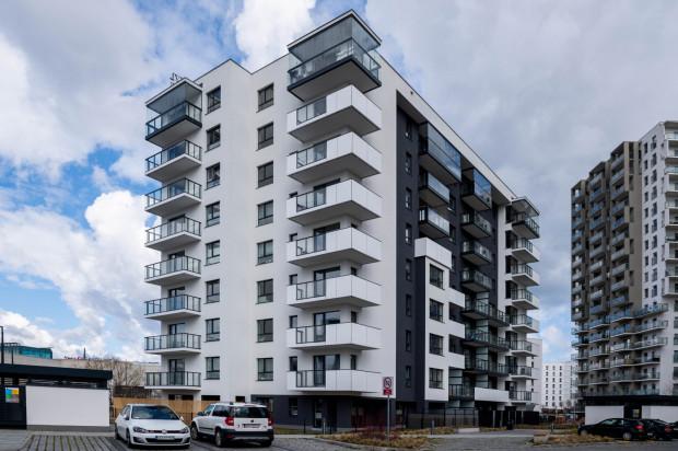 Budynek osiedla Mezzo oddany do użytkowania w 2020 roku.