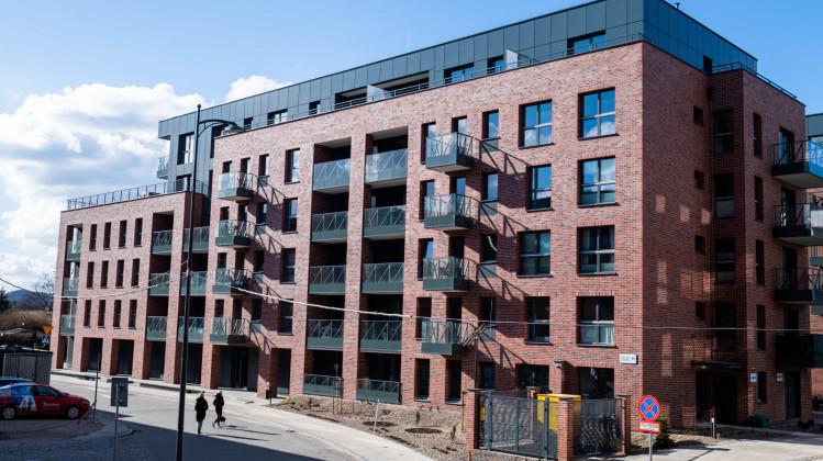 Ostatni budynek osiedla Browar Gdański oddany do użytkowania w 2020 roku.