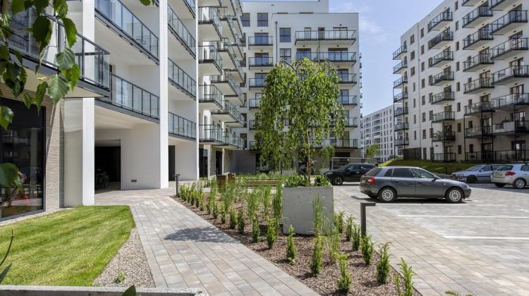 Budynki osiedla oddane do 2020 roku.