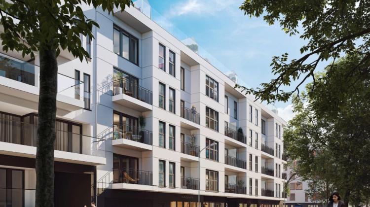 Architektura budynku będzie spójna z sąsiednim, wybudowanym kilka lat wcześniej obiektem.