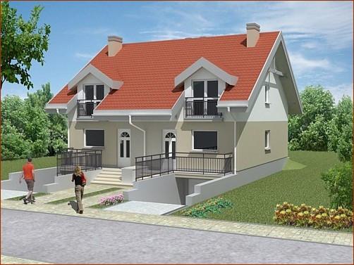Dom pod Miłorzębem