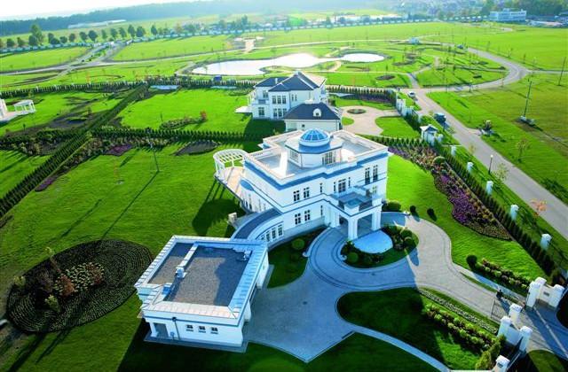 Luksusowa inwestycja powstaje na obszarze 37 ha.