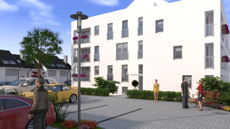 Platinum Park to domki szeregowe oraz mieszkania w kameralnych budynkach wielorodzinnych.