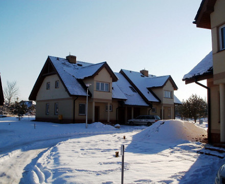 Domy w Bojanie