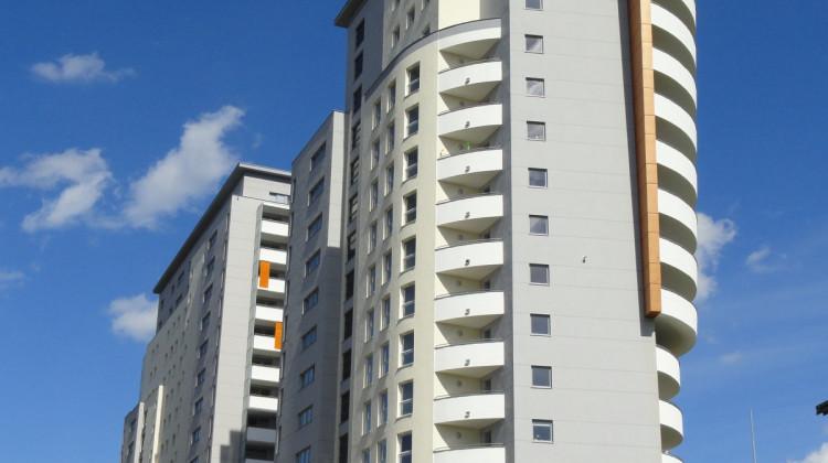 Ostatni budynek osiedla został oddany do użytku na koniec 2011 roku.