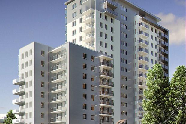 Czwarty Żagiel architekturą przypominał będzie wcześniejszą inwestycję - Trzy Żagle.