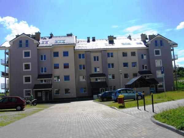 Budynki wielorodzinne przy Nowosądeckiej